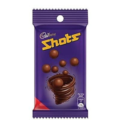 Cadbury - Dairy Milk Chocolate Shots