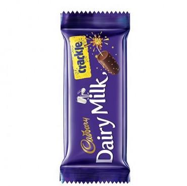 Cadbury - Dairy Milk Crackle Chocolate Bar