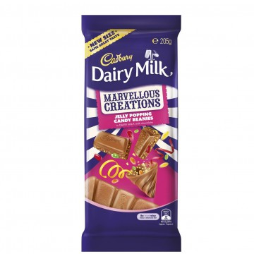 Cadbury - Dairy Milk Marvellous Creations Jelly Popping Candy