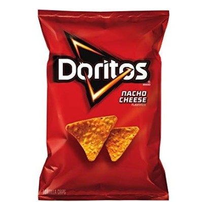 Doritos - Nacho Cheese Chips