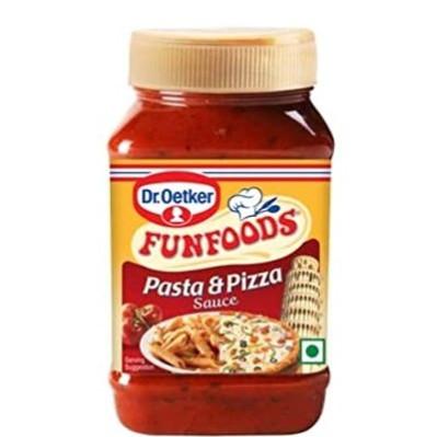 Funfoods - Pasta and Pizza Sauce Jar