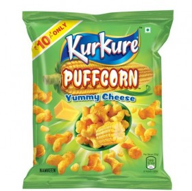 Kurkure - Namkeen Puffcorn Yummy Cheese