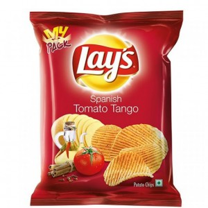 Lays - Spanish Tomato Tango Potato Chips