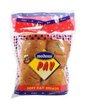 Modern - Soft Pav Bread