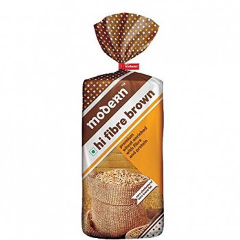 Modern - Hi Fibre Brown Bread