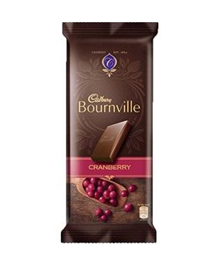 Bournville - Cranberry Dark Chocolate Bar
