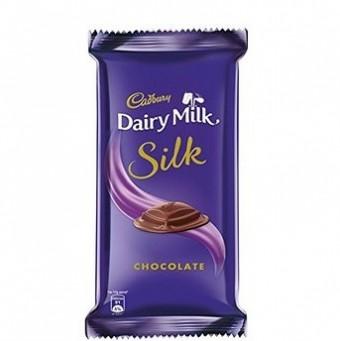 Dairy Milk - Silk Chocolate Bar