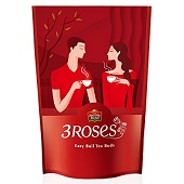 Brooke Bond - 3 Roses Easy Boil Tea Buds