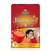 Brooke Bond - 3 Roses  Top Star Tea