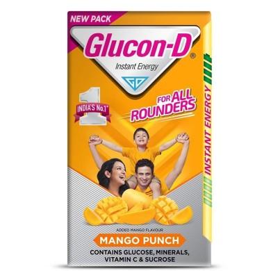 Glucon-D - Mango Punch Instant Energy Carton