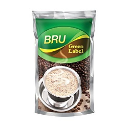 Bru - Green Label Coffee Powder 100 gm
