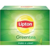 Lipton - Green Tea Bags (Pure & Light)