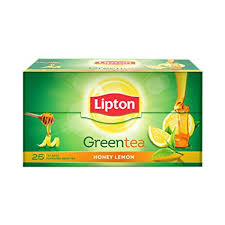 Lipton - Green Tea Bags (Honey Lemon)