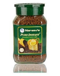 Narasus - Pure Instant Coffee Jar
