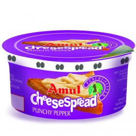 Amul - Cheese Spread Punchy Pepper