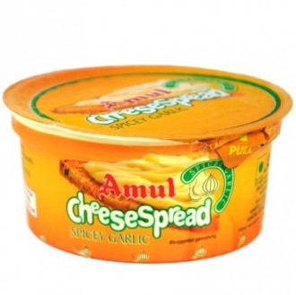 Amul - Cheese Spread Spicy Garlic