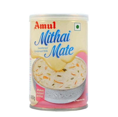 Amul - Mithai Mate Sweetened Condensed Milk