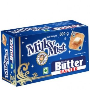 Milky Mist - Table Butter Salted