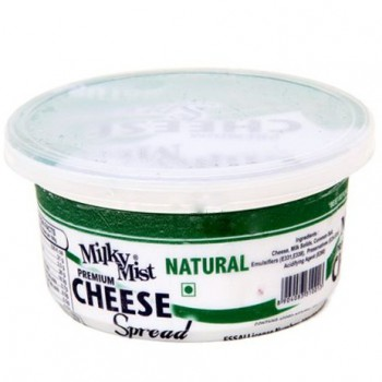 Milky Mist - Premium Cheese Spread Natural