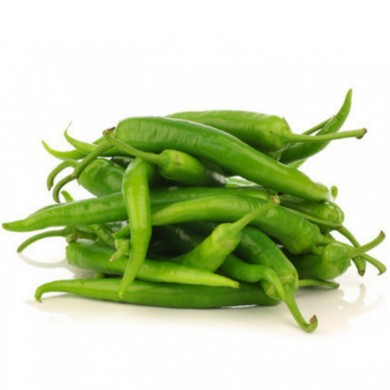 Greenfresh - Green Chilli (Pachai Milagai)