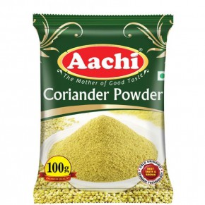 Aachi - Coriander Powder 50 gm Pouch
