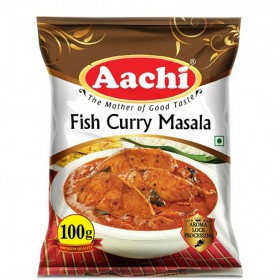 Aachi - Fish Curry Masala 100 gm Pouch