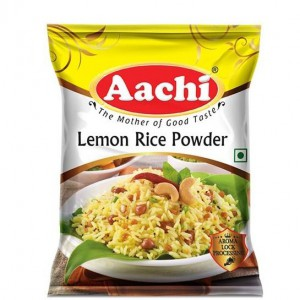 Aachi - Lemon Rice Powder