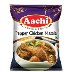 Aachi - Pepper Chicken Masala