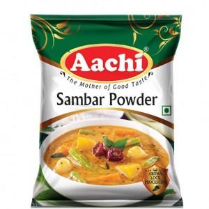 Aachi - Sambar Powder 50 gm Pouch