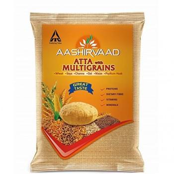 Aashirvaad - Atta With Multigrains
