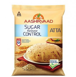 Aashirvaad - Sugar Release Control Atta