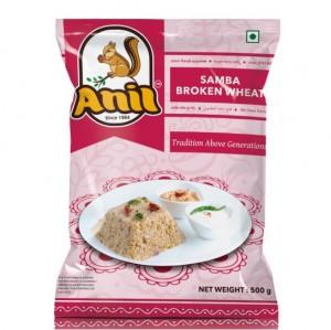 Anil - Samba Broken Wheat (Rava)