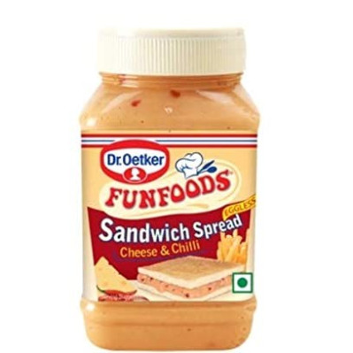 Funfoods - Sandwich Spread Cheese and Chilli