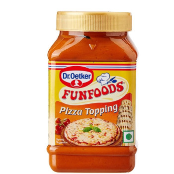 Funfoods - Pizza Topping