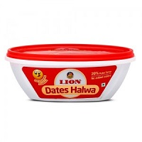 Lion Dates Halwa