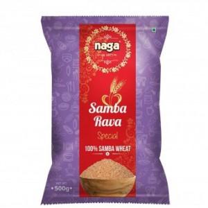 Naga - Samba Wheat (Rava)