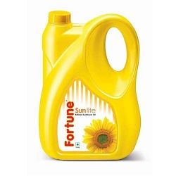 Fortune - Sunlite Refined Sunflower Oil Can 5 ltr