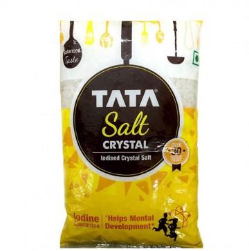 Tata - Iodised Crystal Salt