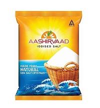 Aashirvaad  - Iodised Salt