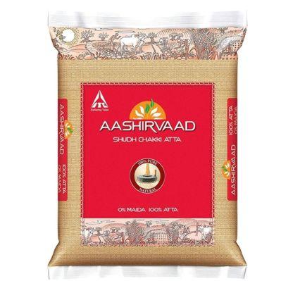 Aashirvaad - Whole Wheat Atta