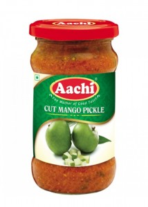 Aachi Cut Mango Pickle