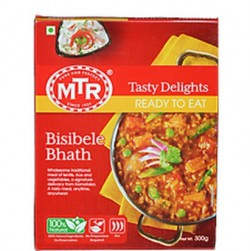 MTR - Bisibele Bhath Ready To Eat