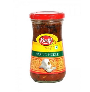 Ruchi - Garlic Pickle  (Poondu Urugai)