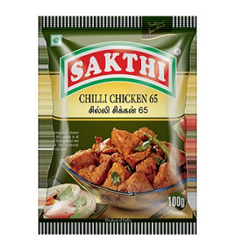 Sakthi Masala - Chilli Chicken 65 Masala 50 gm