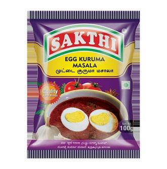 Sakthi Masala - Egg Kuruma Masala 50 gm