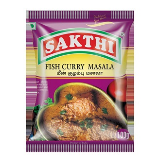 Sakthi Fish Curry Masala