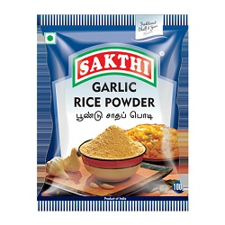 Sakthi Masala - garlic Rice Powder 100 gm