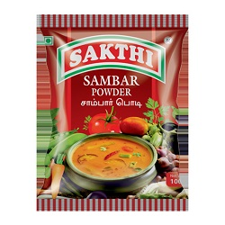 Sakthi Masala - Sambar Powder 50 gm