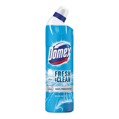 Domex - Ocean Fresh Toilet Cleaner