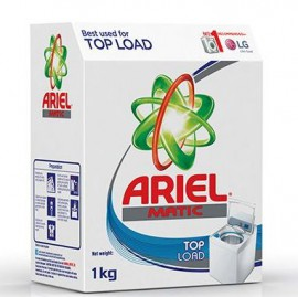 Ariel - Matic Top Load Detergent Powder 1 kg Carton